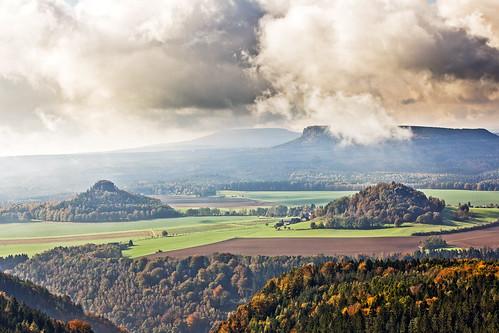 zirkelstein&kaiserkrone // saxon switzerland