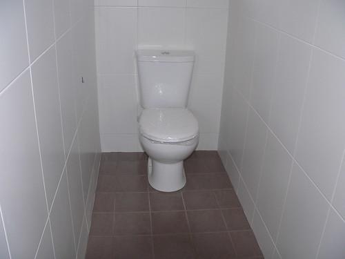 Bathroom Renovation - During