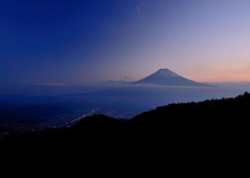 sunset mountain japan climb hiking altitude mtfuji yamanashi yama fujiyama mitsutoge