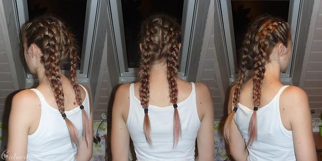 Ausdünnen lange haare Tolle Frisur