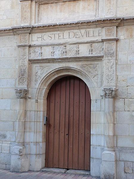 L'Hostel de Ville