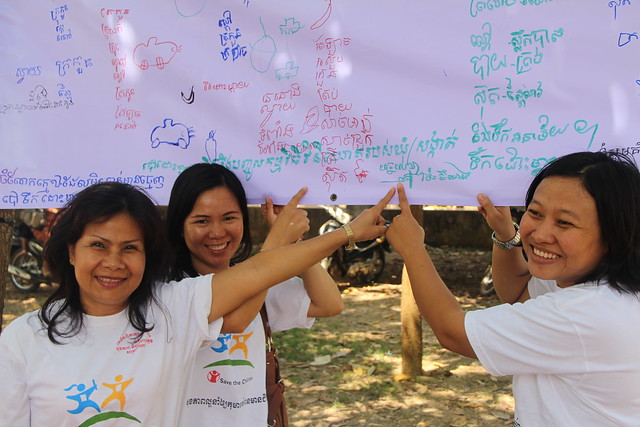 Race for Survival, Save the Children Cambodia