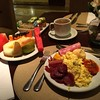 Breakfast at the Sofitel in Brazil