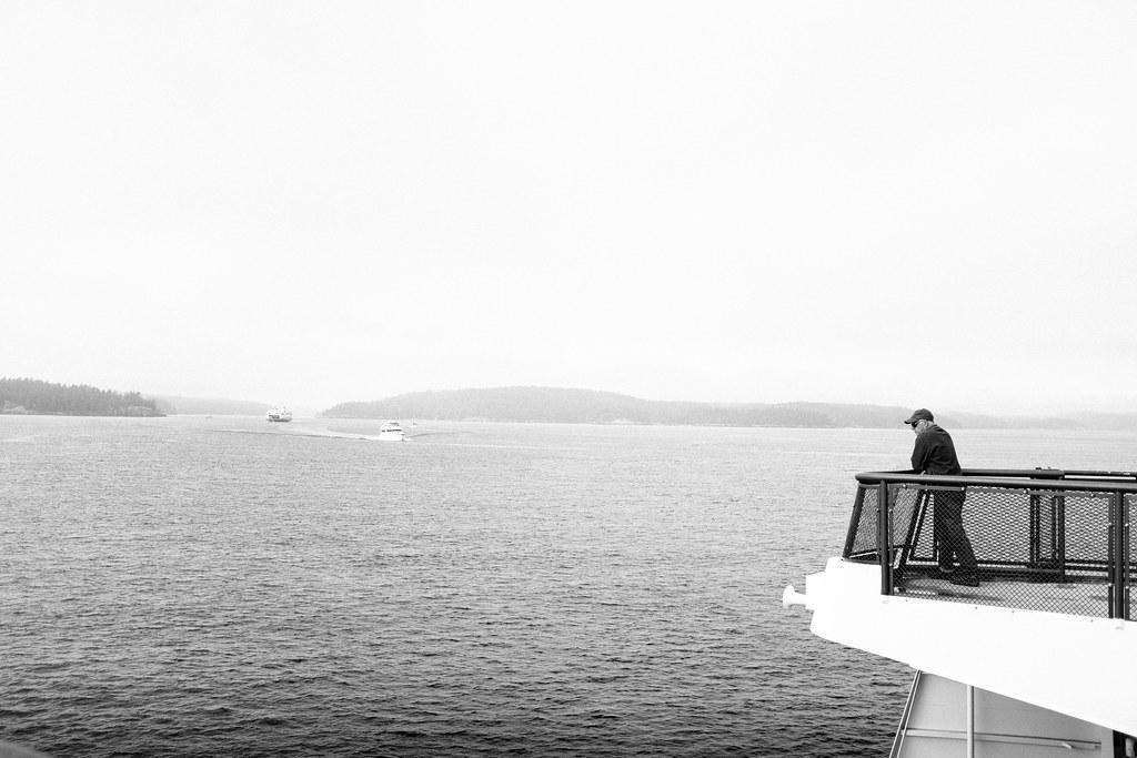 Orcas Island Ferry 04