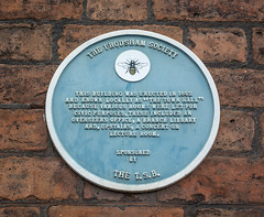 Photo of Blue plaque number 32917