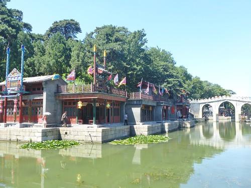 Beijing-Palais d'été-Rue Suzhou (3)