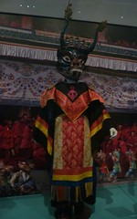 Tibetan Buddhist Mask & Costume