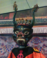 Tibetan Buddhist Mask