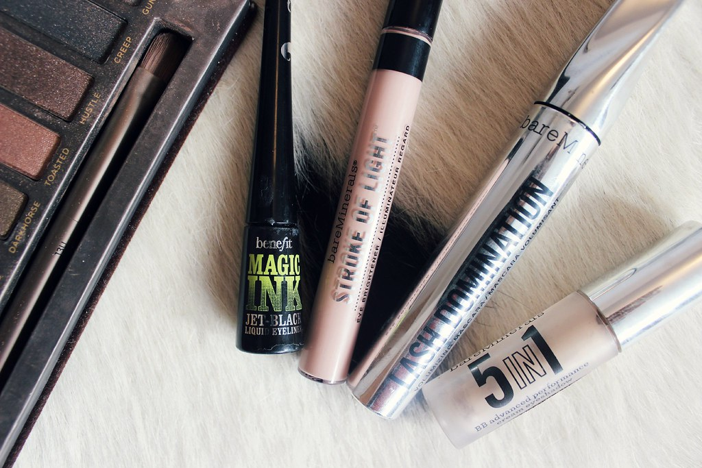 Daily make up routine and products for natural look 5
