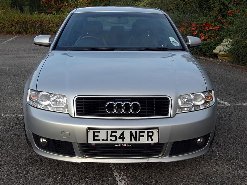 For Sale Audi A4 B6 1 8t S Line 190ps Audi Sport Net