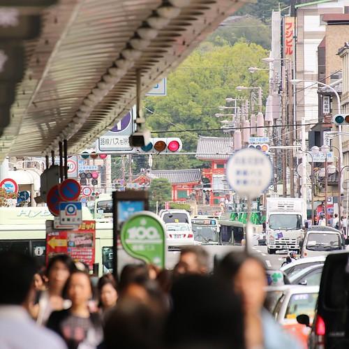 #shijo #street #shijodori #kyoto #japan #japanese 四条通り
