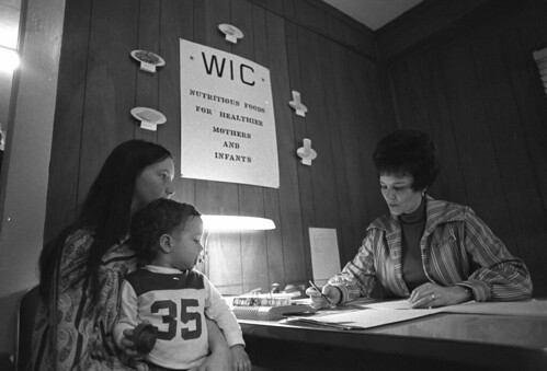 For 40 years the WIC Program has improved the health of nutritionally at-risk, low-income women, infants and children up to age five.