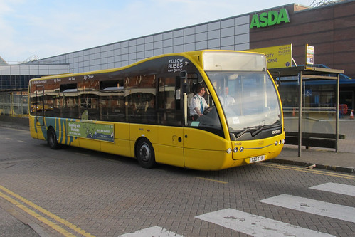 Yellow Buses MA20