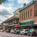 Historic Front Street in Natchitoches, Louisiana