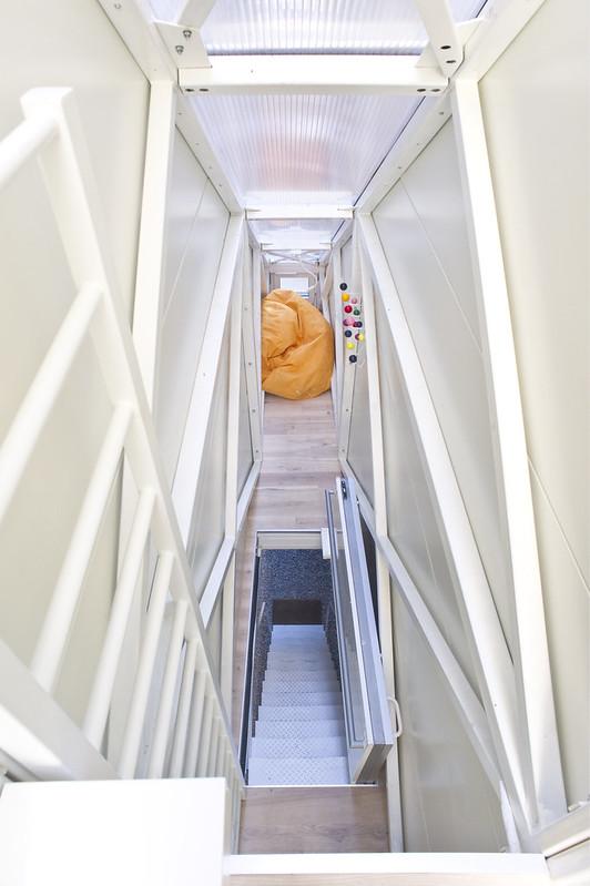 Jakub Szczesny - Inside The Keret House 世界最瘦屋 - Photo 17
