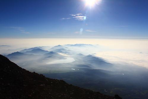wallpaper japan climb fujisan escalada mtfuji japao papeldeparede verao 2014