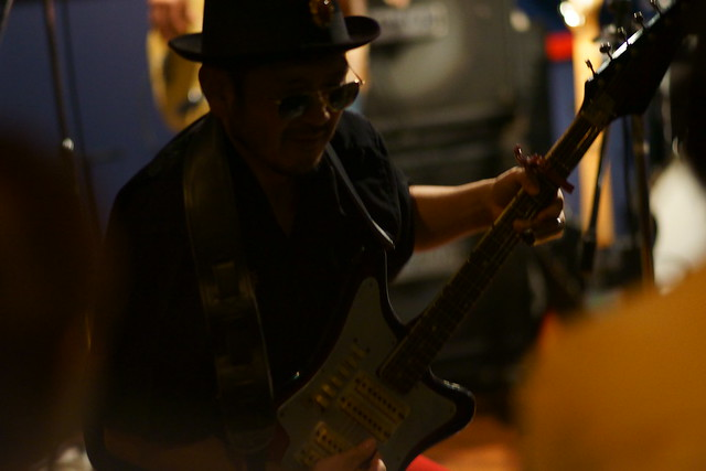 blues live at Blue Heat, Tokyo, 24 Oct 2014. 084