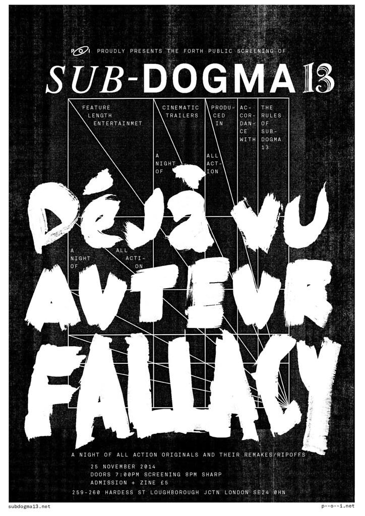 Sub-Dogma13 No.4