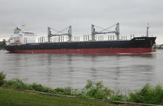 motor ship, vehicle, transport, ship, sea, bulk carrier, channel, cargo ship, watercraft, oil tanker, waterway,