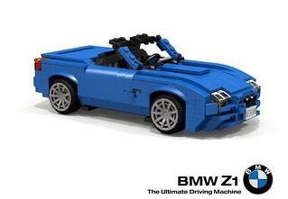 BMW Z1 Roadster (1989)