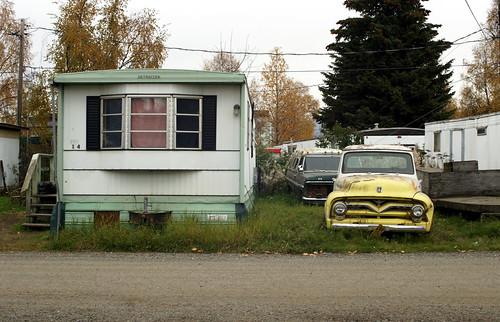 Chugach Trailer Park Pickup