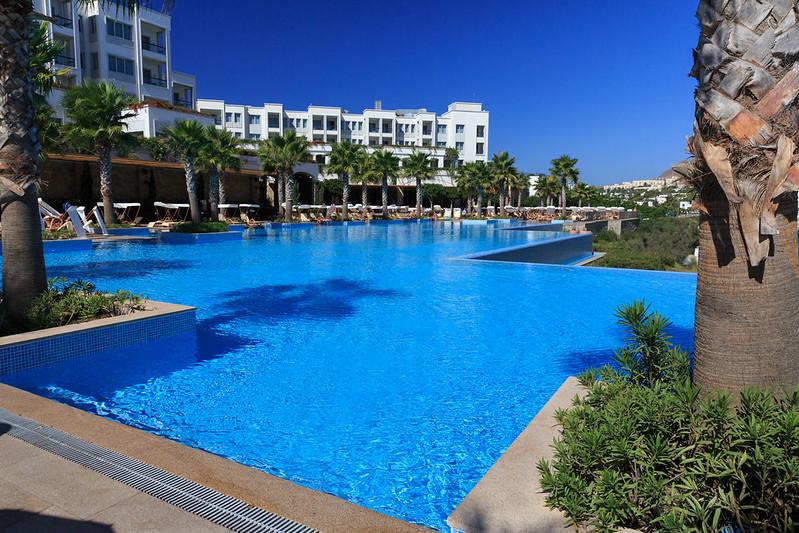 Xanadu Island Hotel, Akyarlar, Turkey