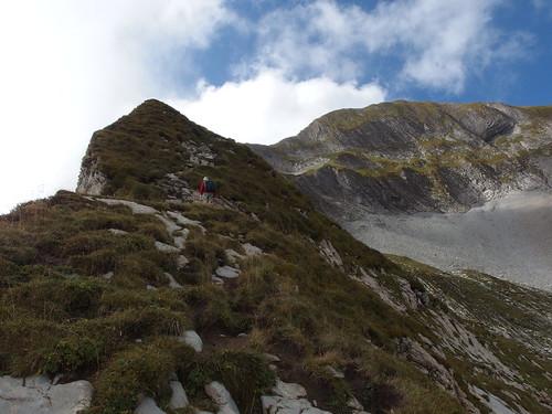 Pas de l'Ours @ Hike to Mont Charvin