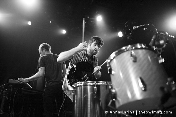 Kopecky Family Band @ The Independent, SF 9/23/14