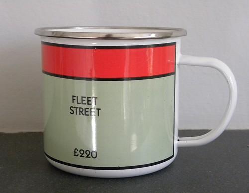 Monopoly mug