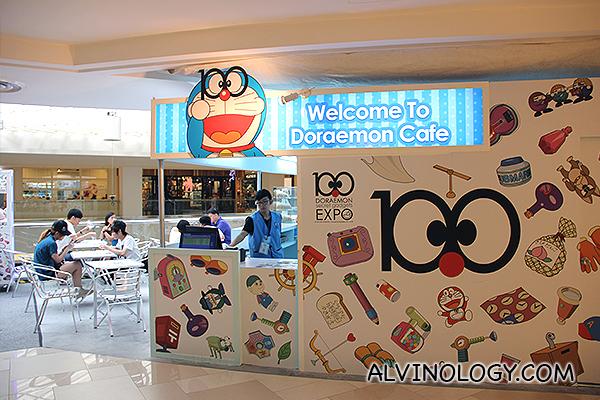 Doraemon cafe
