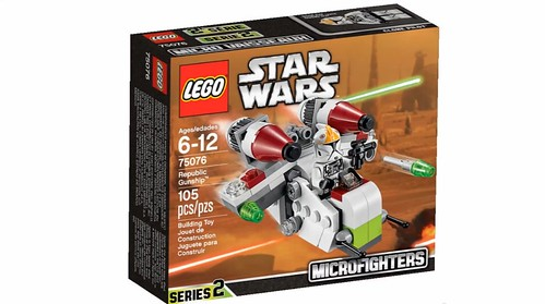 LEGO Star Wars 75076