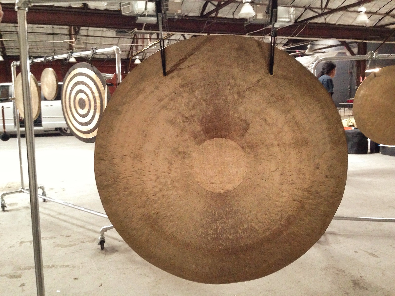 Jupiter (my gong)
