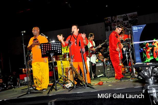 Malaysia International Gourmet Festival MIGF Gala Launch 2014 1