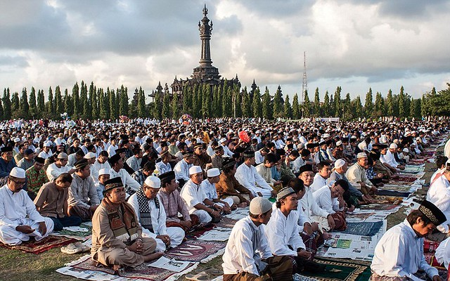 Eid Celebration Marks The End Of Ramadan