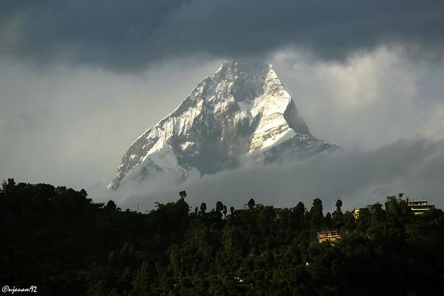Mount_Machhapuchchhre