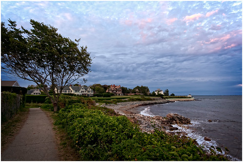 Rhode Island from life of Jack Kerouac