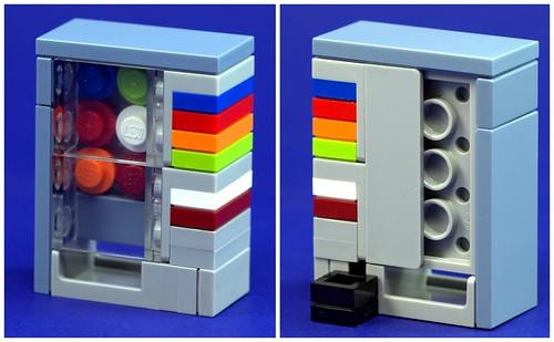 Tiny Vending Machine