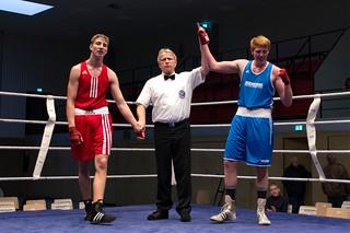 Internationaler NRW CUP feiert seine ersten Sieger