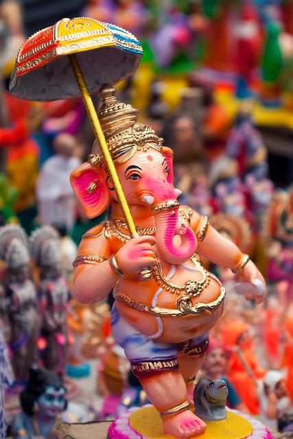 Lord Ganesha!!! - Navarathri Golu Dolls