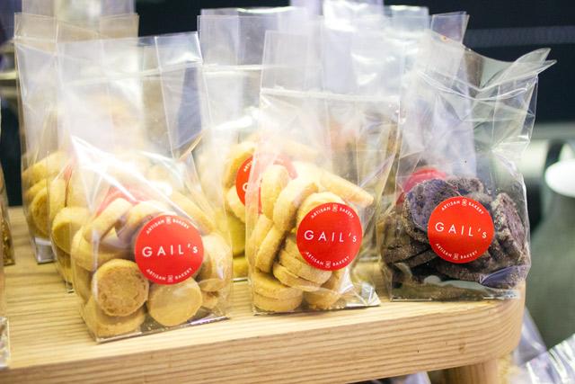 Gail's Bakery brunch event