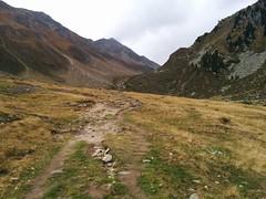 Aufstieg Edelrauthütte