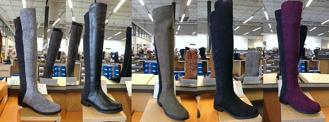 Over the knee boots for under $50