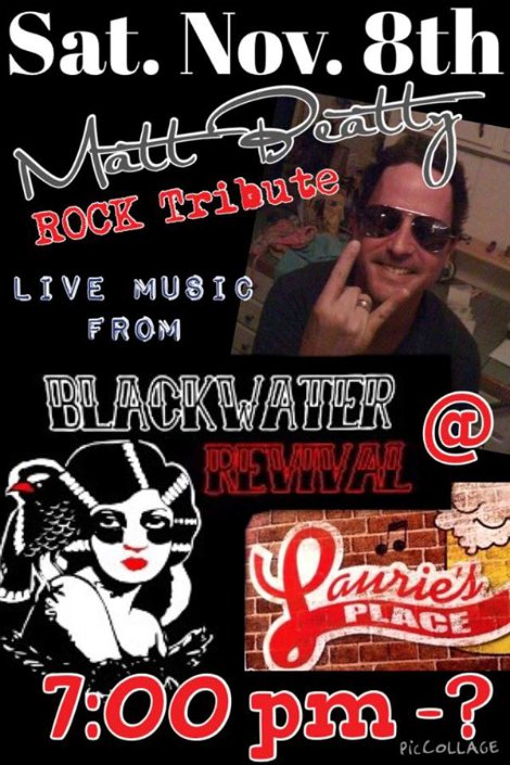 Blackwater Revival 11-8-14