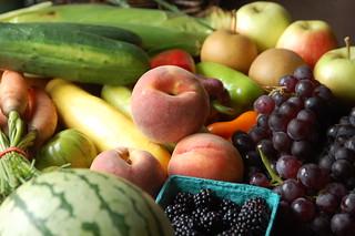 Farmer's Market Haul in September