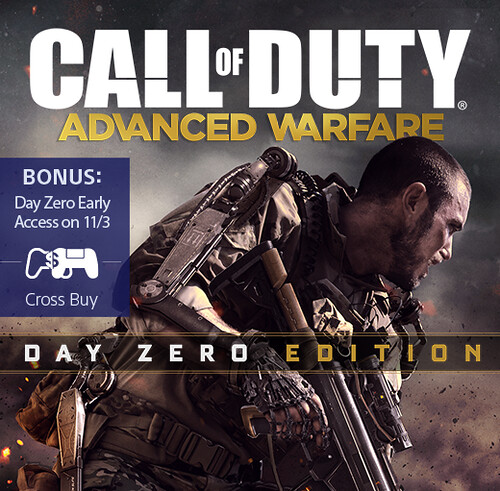 Call of Duty: Advance Warfare for PS4, PS3