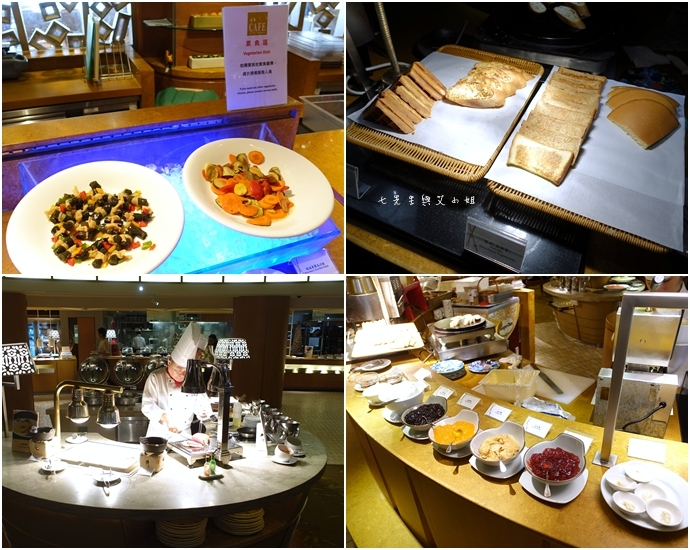 18 香格里拉台南遠東國際飯店醉月軒 cafe 茶軒 餐飲