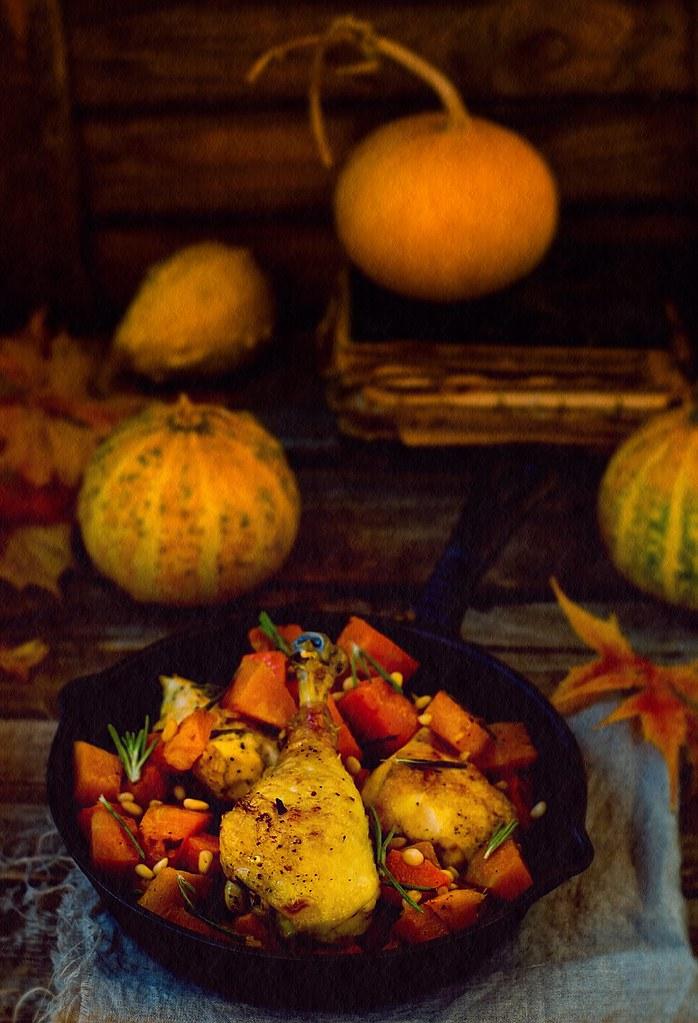 chicken with pumpkin.2