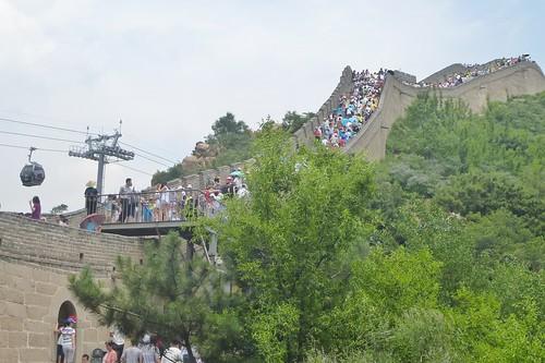 Beijing-Grande Muraille-Badaling 2 (2)