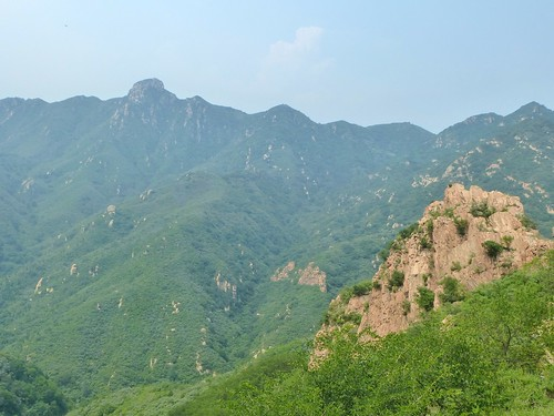 Beijing-Grande Muraille-Téléphérique (13)