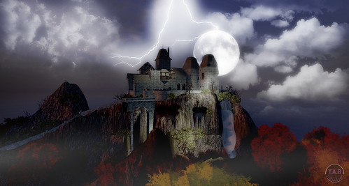 Castle 1920 X 1024